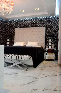 Casa 2: Dormitorios de estilo moderno por Fontenla