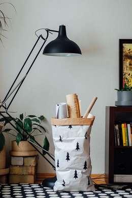 Baltic Design Shop: iskandinav tarz tarz Oturma Odası
