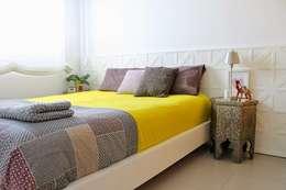 mediterranean Bedroom by dar amïna