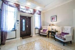Corridor, hallway by LUXER DESIGN