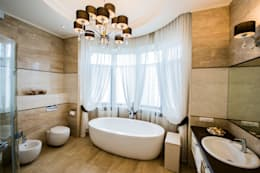 classic Bathroom by LUXER DESIGN