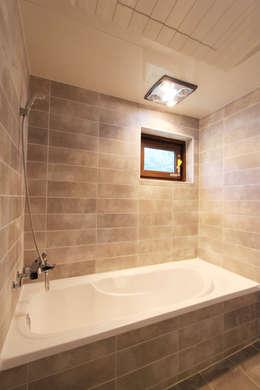 마산 구산면 주택 인테리어 : 핸디디자인 의  화장실