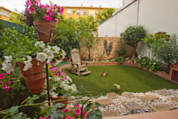 Jardines de estilo asiático por Narai Decor