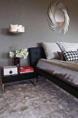 moderne Schlafzimmer von Susana Camelo