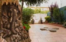 aziatische Tuin door Narai Decor