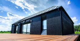 Projekty, skandynawskie Domy zaprojektowane przez DADA Studio