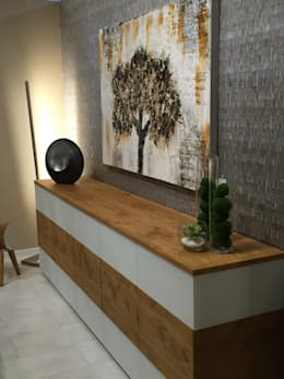 modern Dining room by Schoo GmbH