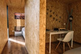modern Study/office by COLECTIVO CREATIVO