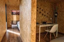 COLECTIVO CREATIVO: modern tarz Çalışma Odası