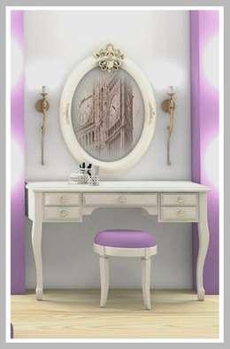 classic Bedroom by Рязанова Галина