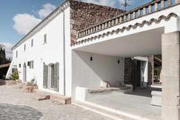 Casas de estilo rústico por munarq