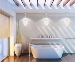 Baños de estilo minimalista por Royal Lagos Company