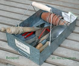 Garajes y galpones de estilo  por Blickfang: Alte Zeiten  Menzel & Bauer GbR