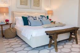 Dormitorios de estilo topical por Renata Matos Arquitetura & Business