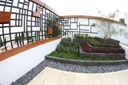 Terrace by VOLEVA arquitectos