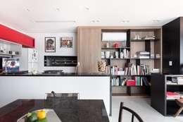 Кухни в . Автор – Kali Arquitetura