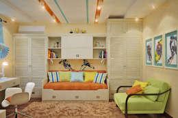 Студия дизайна Interior Design IDEAS의  아이방