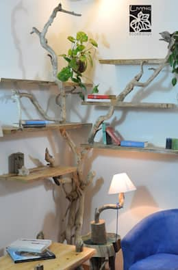 Livyng Ecodesign의  거실