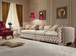 classic Living room by Studio Como