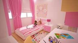 RUBA Tasarım – çocuk odası: modern tarz Çocuk Odası