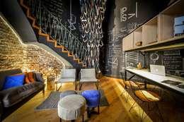 Phòng khách by PSV Arquitectura y Diseño