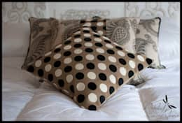 غرفة نوم تنفيذ Diseñadora Lucia Casanova