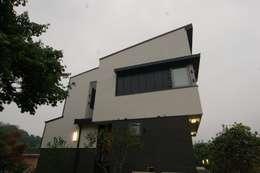 Rumah by 구도건축사사무소