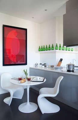Cocina de estilo  por PDV studio di progettazione