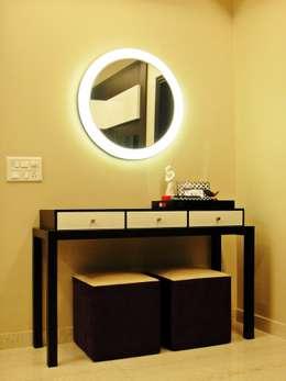 Residence Design, Sandesh Vihar: modern Dressing room by H5 Interior Design