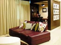 Residence Design, Sandesh Vihar: modern Study/office by H5 Interior Design
