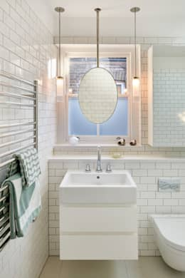 modern Bathroom by Platform 5 Architects LLP