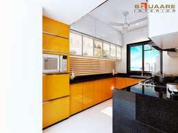 Malad: modern Kitchen by suneil
