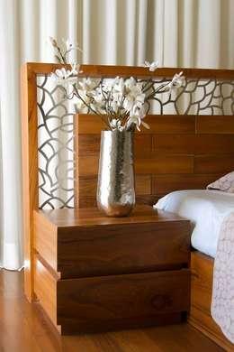 Mr.Rajan's Bungalow: modern Bedroom by P & D Associates