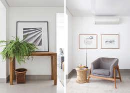 ห้องนั่งเล่น by INÁ Arquitetura