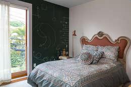 臥室 by Eliane Mesquita Arquitetura