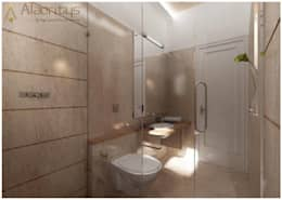 Baños de estilo  por Alacritys ( Architecture, Design &  Development  )