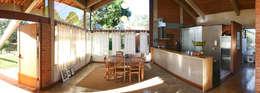 Projekty,  Jadalnia zaprojektowane przez Quinta