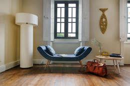 Salones de estilo  por Loloca Design
