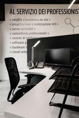 Projekty,  Przestrzenie biurowe i magazynowe zaprojektowane przez Marg Studio