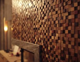 Walls & flooring by Önwall