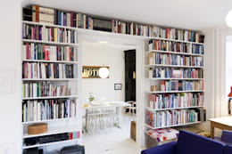 Salas de estilo escandinavo por Elfa Deutschland GmbH