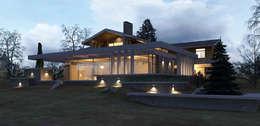 Дом в Финляндии: Сады в . Автор – Юдин и Новиков