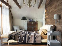 Brama Architects의  침실