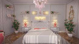 Design by Bley의  침실