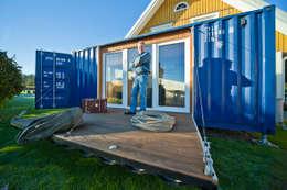 Maisons de style de style Minimaliste par Stefan Brandt - solare Luftheizsysteme und Warmuftkollektoren