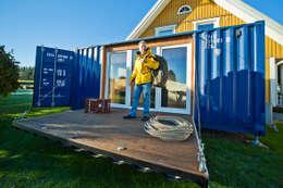 บ้านและที่อยู่อาศัย by Stefan Brandt - solare Luftheizsysteme und Warmuftkollektoren