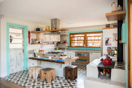 Cocinas de estilo colonial por Falchetti Photo Concept
