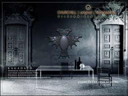 Зеркало - CHURCHILL: Гостиная в . Автор – KAGADATO