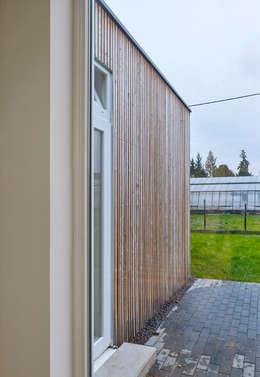 Patios & Decks by +studio moeve architekten bda