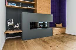 Livings de estilo moderno por Büro Köthe